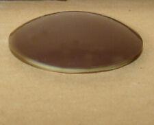 Türpuffer Türstopper Ø 40 mm, selbstklebend, Farbe: Dunkelbraun