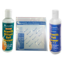 Aramith Complete Ball Care Kit