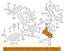 PORSCHE OEM 03-06 Cayenne Engine Parts-Filter Housing 94810727005