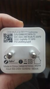 Osram Lightify Gateway | Home Controller