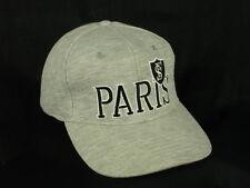 SF Paris Rugby Stade Français Paris Gray Baseball Cap Hat NWOT Box Shipped