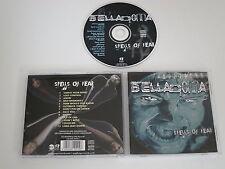 BELLADONA/HECHIZOS OF FEAR(EAST WEST CD USG 1029-2) CD ÁLBUM