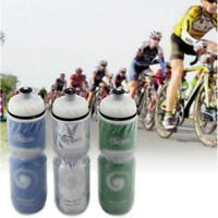 1-Pack Polar Insulated WHITE 24oz Water Bottles Bike/Hiking Dishwasher Safe New