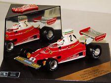 FERRARI 312 T #2 CL. REGAZZONI WINNER USA GP 1976 QUARTZO 4053 1:43