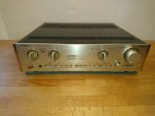 Luxman L-410  Amplificateur Amplifire Poweramp Stereo Hifi Verstärker