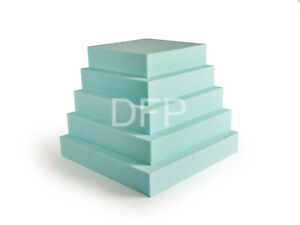 Upholstery Foam Cushion High Density Bespoke Cutting Service Sofa Chair Bench