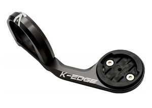 K-EDGE Sport Bar Mount for Garmin. Black