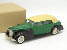 RexToys SB 1/43 - Cadillac V16 1938 Verte et Noire