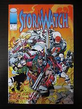 Stormwatch #1 NM High Grade Vol 1 Image Comics Jim Lee (C0687)