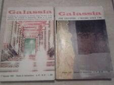 """LOTTO 2 LIBRI FANTASCIENZA """"GALASSIA"""" ANNI '60 - LA TRIBUNA"""