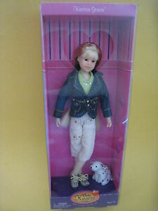 2007 ONLY HEART CLUB KARINA GRACE DOLL NIB