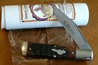 Great Eastern Tidioute 971119 Jigged Brazilian Cherry Wood Knife