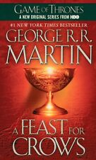 A Song of Ice and Fire: A Feast for Crows 4 by George R. R. Martin (2006, Paperb