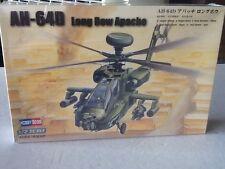 NEW Hobby Boss AH-64D Long Bow Apache Airplane Model Building Kit