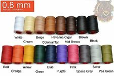 """0.8mm Ritza """"Tiger"""" Thread Many Colors - Leather hand sewing (25M/82ft)"""