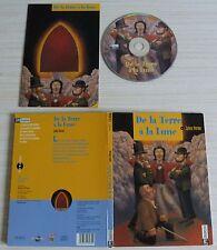 CD DIGIPACK JULES VERNE DE LA TERRE A LA LUNE 60,46 MINUTES EPM JEUNESSE 2005