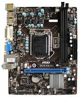 For MSI H61M-P20 (G3) MS-7788 VER:1.0 Socket LGA115X Intel mATX motherboard