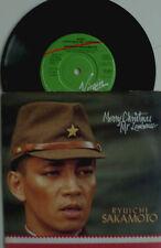 "7"" 1983 UK-PRESS RARE IN VG++ ! RYUICHI SAKAMOTO : Merry Christmas Mr. Lawrence"