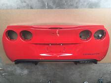 05-13 C6 Corvette Rear Bumper Cover Diffuser Victory Red 41918