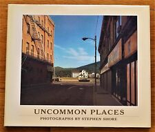 STEPHEN SHORE UNCOMMON PLACES - 1982 1ST EDITION & 1ST PRINTING HARDCOVER