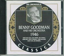 Benny Goodman 1946 Chronological Classics CD OOP