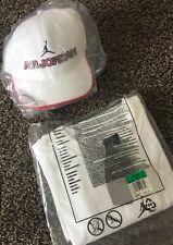 Nwt Nike Air Jordan 4 Laser Pack cap & tee only L Xl 2005 release Hyperstrike