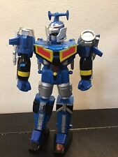 "1998 Bandai Power Rangers Lost Galaxy 5"" Stratoforce Megazord"
