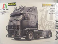 Volvo FH16 Show Truck GAPIK LKW Zugmaschine - Italeri Bausatz 1:24 -  3931  #E