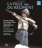Natalie Dessay / Juan Diego Flor - CD Donizetti: La Fille Du Régimen Nuevo