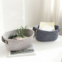 Desktop Organizer Hanging Sundries Keys Stationery Storage Basket 6A