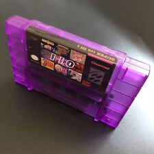 Super Carts 110 in 1 Game Card NTSC Earthbound / Harvest Moon/ link past/ Fantsy