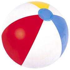 Bestway Wasserball Retro 51cm groß XXL Strandball Wasserspielzeug gestreift Neu