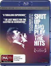 LCD SOUNDSYSTEM, SHUT UP AND PLAY THE HITS, CONCERT MSG 2011 BLU-RAY  (NEW)