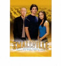 2004 Smallville Season Three Complete 90 Card Set