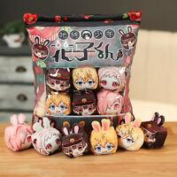 Toilet-Bound Hanako-kun Jibaku Shounen Keychain Pillow Plush Doll Anime Toys Set