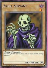 Yugioh - Skull Servant - 1st Edition Card