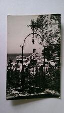 Tossa de Mar Spain Vintage B&W postcard c1960s Vista desde Cumbres