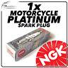 1x NGK Bougie d'ALLUMAGE POUR PIAGGIO/VESPA 250cc VESPA GTS 250i.e. 05- >