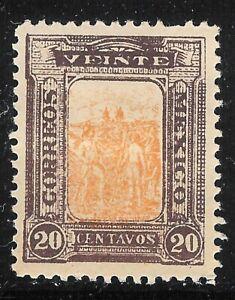 ubb41 Mexico 1915 Ensayos de Veracruz essays/proofs Gobierno Constitucionalista