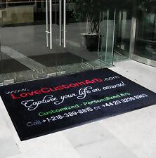 Custom Design 3' x 5' Business Entrance Personalized Logo Floor Door Mats