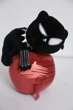 Black Panther Scottie Kitty Cat Plush Toy Doll SDCC Young Marvel