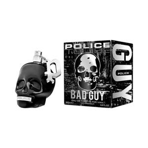 Police To Be Bad Guy Eau de Toilette Men's Aftershave Spray (125ml)