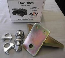 Heavy Duty Tow Ball Towing Kit for Yamaha YFM450 by ATV City 120.0040