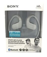 Sony NW-WS623 4GB Impermeabile Walkman Sport Nuoto Lettore MP3 (bianco) NUOVE
