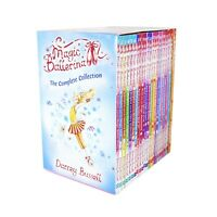 Magic Ballerina 22 Books Children Collection Paperback Box Set By Darcey Bussell