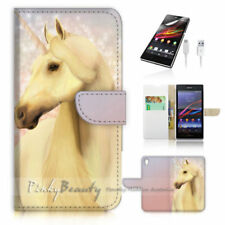 Unbranded/Generic Unicorn Mobile Phone Cases, Covers & Skins for Sony