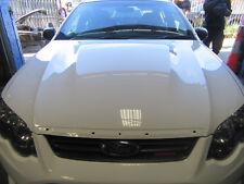 WHITE COLOUR FG F6 BONNET XT XR8 XR6 FPV GT GTP  BOSS BONNET STEEL WITH HUMP NEW