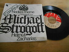 "7"" OST Helmut Zacharias - Michael Strogoff : Nadjas Theme / Pap (2 Song) EMI WoC"