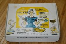 Vintage The Amazing Peel King Electrical Appliance Wife Saver Excellent Clean