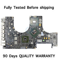 "Logic Board C2D 2.8GHz 820-2610-A for MacBook Pro 17"" A1297 Mid- 2009 MC226LL/A"